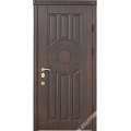 Дверь входная металлическая R 63 vin дуб темный