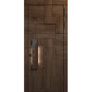 Дверь входная металлическая три петли серия Максимум