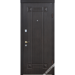 Дверь входная металлическая Алмарин венге