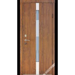 Дверь входная металлическая Рио вин. дуб золотой Берез
