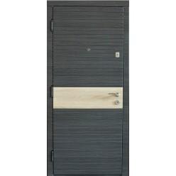 Дверь входная металлическая три петли АО-18