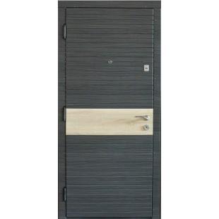 Дверь входная металлическая на три петли АО-18