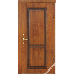 Дверь входная металлическая Ариадна вин. дуб золотой Берез