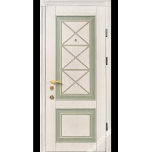 Дверь входная металлическая Бавария дуб ценамон