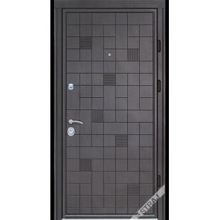 Дверь входная металлическая Каскад венге