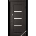 Дверь входная металлическая Вена венге