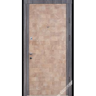 Дверь входная металлическая Софья дуб моренго