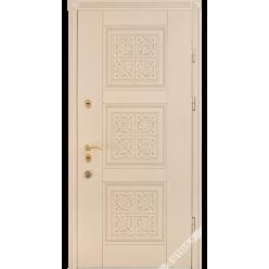 Дверь входная металлическая R 10 дуб ценамон
