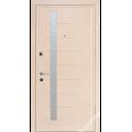 Дверь входная металлическая Дельта Al дуб ценамон