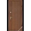 Дверь входная металлическая 102 орех