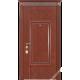 Дверь входная металлическая Спальта орех гварнери