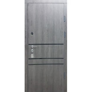 Дверь входная металлическая три петли серия Секьюрити