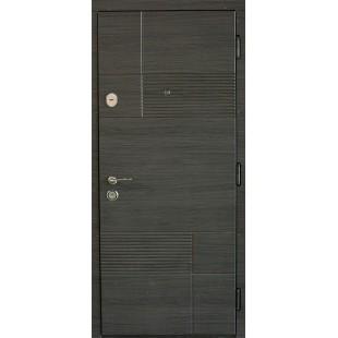Дверь входная металлическая на три петли Калифорния