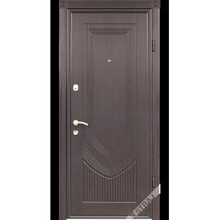 Дверь входная металлическая Турин венге
