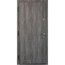 Дверь входная металлическая три петли Неаполь
