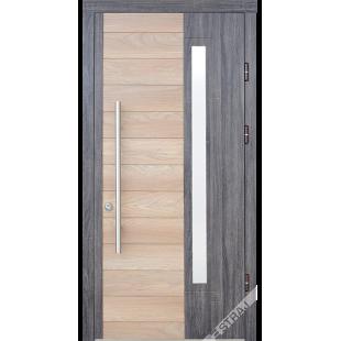 Дверь входная металлическая Софитти дуб маренго