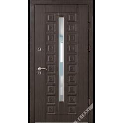 Дверь входная металлическая R 22 Рио vin венге