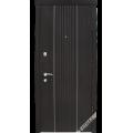 Дверь входная металлическая Лайн венге