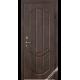 Дверь входная металлическая Модель В18 вин. тик темный