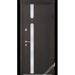 Дверь входная металлическая Арабика Al венге