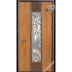 Дверь входная металлическая Невада Proof vin дуб золотой PF