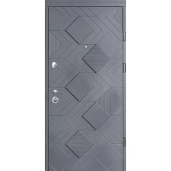 Дверь входная металлическая три петли серия VIP
