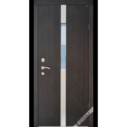 Дверь входная металлическая Коста венге