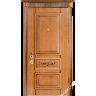 Дверь входная металлическая Имприсс дуб рустикаль