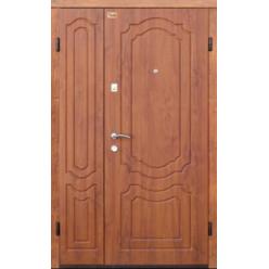 """Дверь входная металлическая СЕРИЯ """"Комфорт 1200*2040 мм"""" Винорит/ПВХ"""