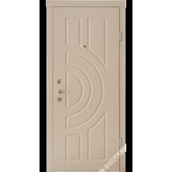 Дверь входная металлическая Рассвет дуб ценамон