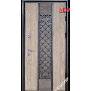 Дверь входная металлическая Классе Плюс vin дуб сонома PF