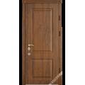 Дверь входная металлическая Баре vin дуб темный