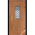 Дверь входная металлическая Классе вин. дуб светлый
