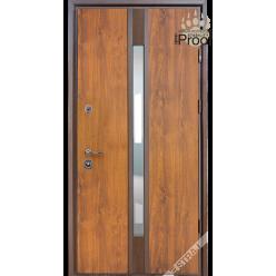 Дверь входная металлическая Рио Proof vin дуб золотой PF