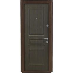 Дверь входная металлическая ПК-25.н. структурный венге
