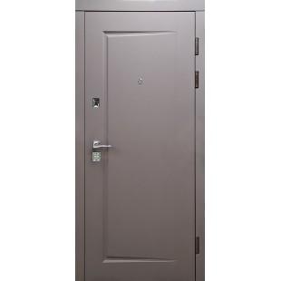 Дверь входная металлическая три петли серия Люкс
