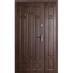 """Дверь входная металлическая СЕРИЯ """"Стандарт 1200*2040 мм"""" Винорит/ ПВХ"""