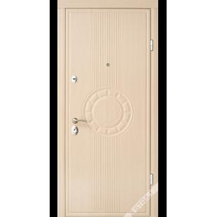 Дверь входная металлическая 57 дуб ценамон