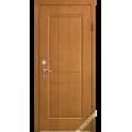 Дверь входная металлическая Аллегра орех светлый