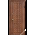 Дверь входная металлическая Кастли каштан