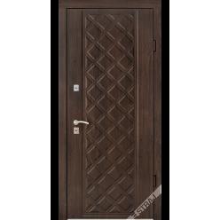 Дверь входная металлическая Град vin венге