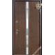 Дверь входная металлическая Рио SL vin дуб темный PF