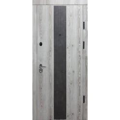 Дверь входная металлическая три петли серия Гарант