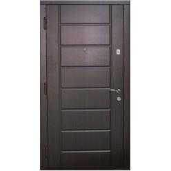 Дверь входная металлическая три петли БО-09