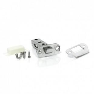 Защелка NS 100-AB(CP,PB) PVC прямоугольная